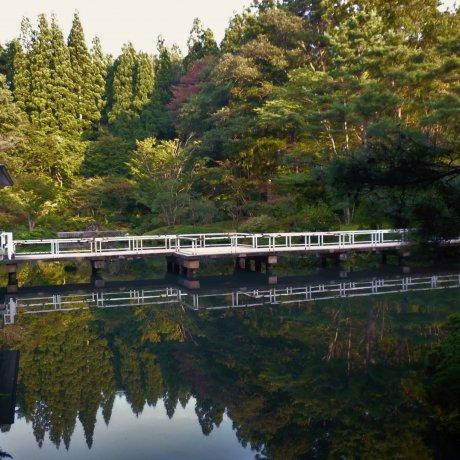 Kenritsu Koizumigata Park in Akita