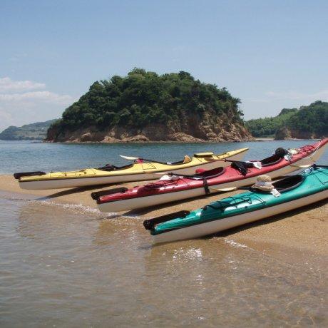 Ushimado Pension and Kayak