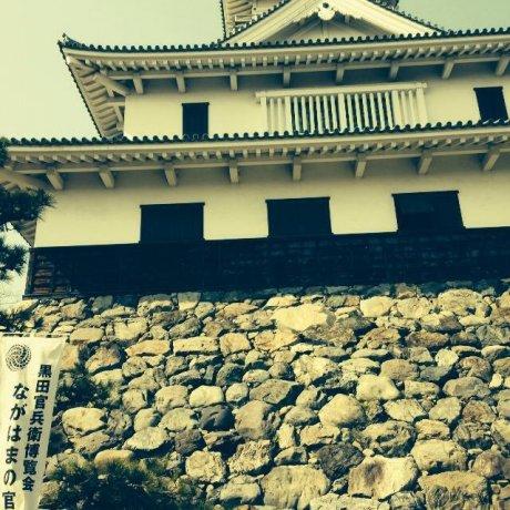 The Battlefields of Nagahama Castle