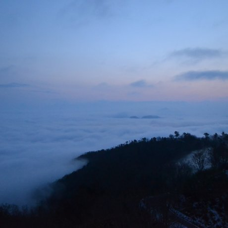 Gorogatake Sea of Clouds