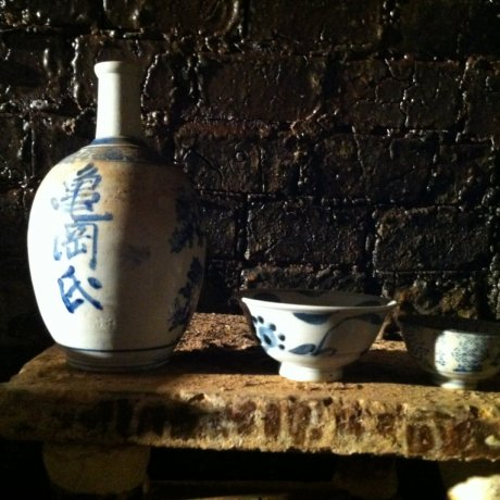 Baizan-Gama Pottery