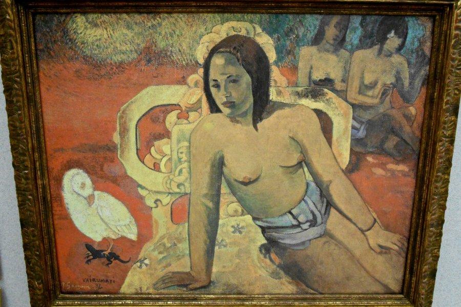Replicas in Otsuka Museum of Art