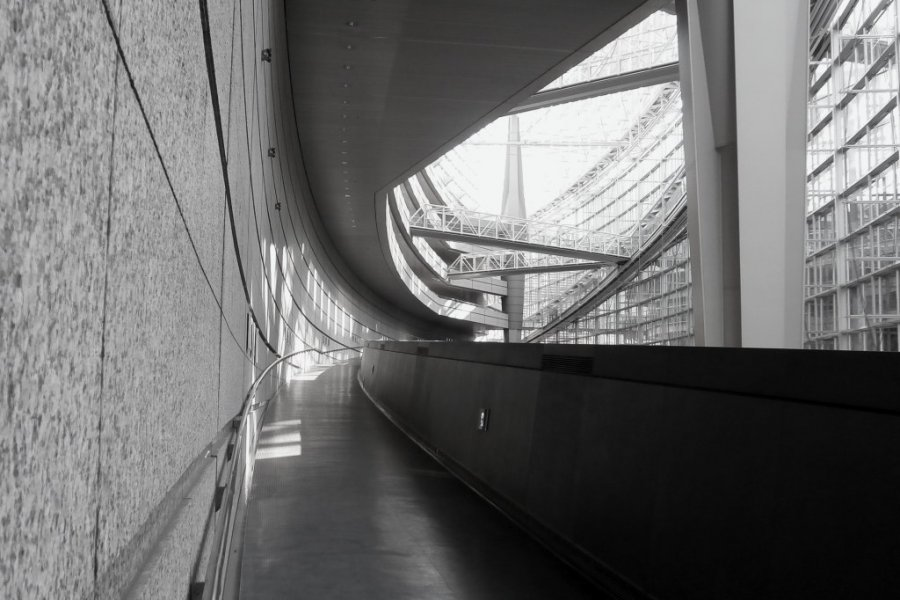 The Sublime Tokyo International Forum
