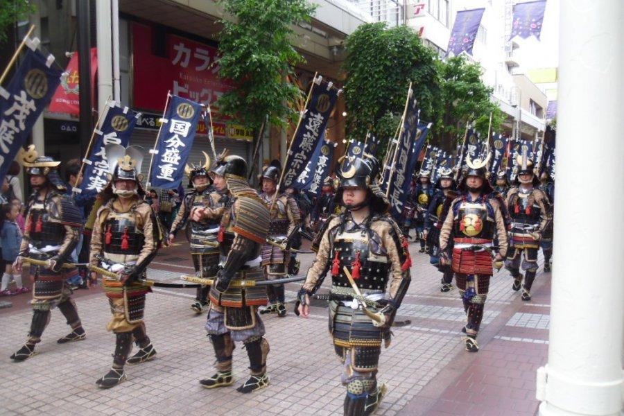 Aoba Festival Parade