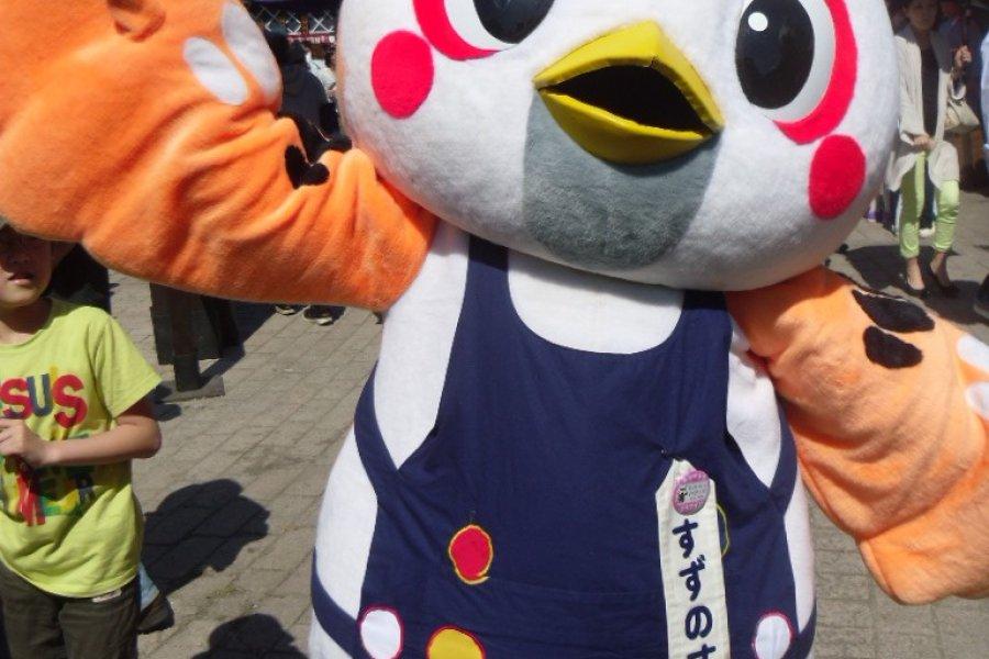 Aoba Festival in Photos