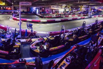 Harbor Circuit Indoor Karting