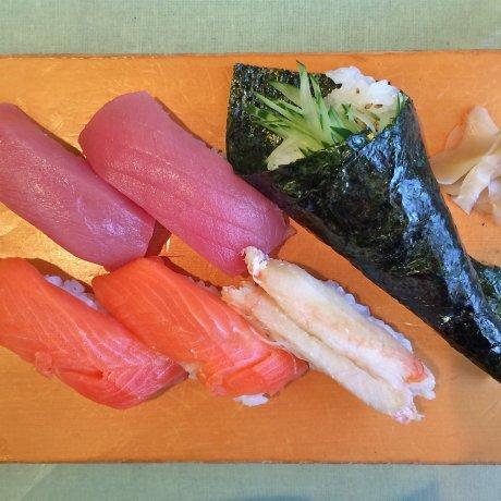 Hamakura Sushi Restaurant, Yokosuka