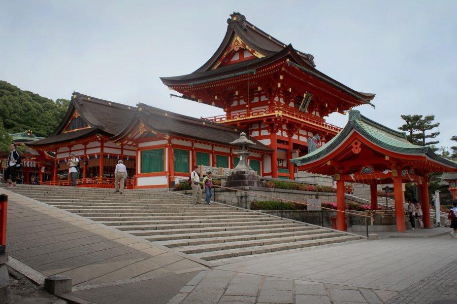The Beauty of Fushimi Inari-taisha