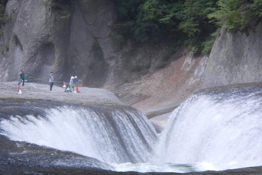 Fukiware Waterfalls