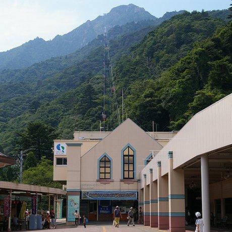Gozaisho Ropeway Vs Gozaisho Hiking Trail