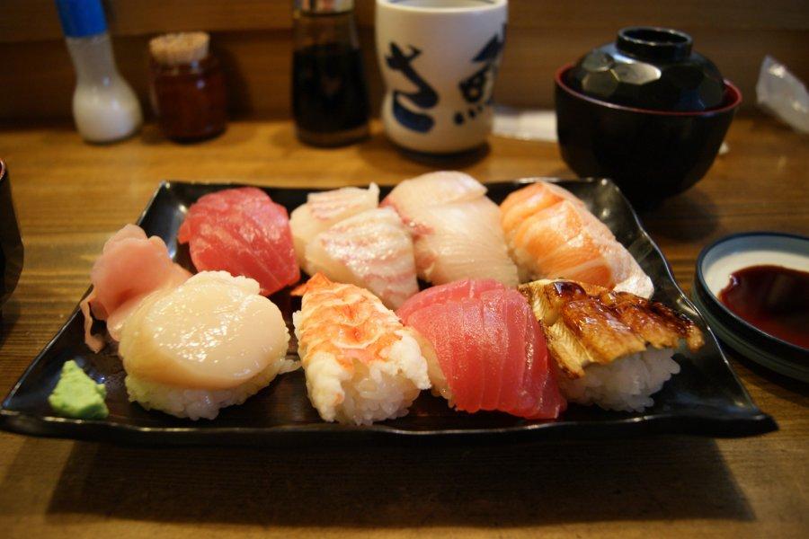 Kobe's Sushi Secret: Fusazushi