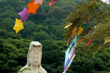 Tanabata at Kodai-ji
