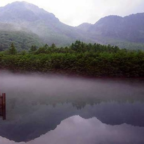 Stay at Kamikochi in the Japan Alps