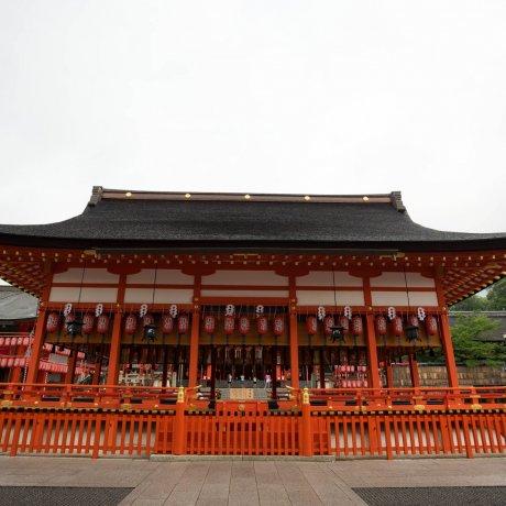 Fushimi Inari in the Evening