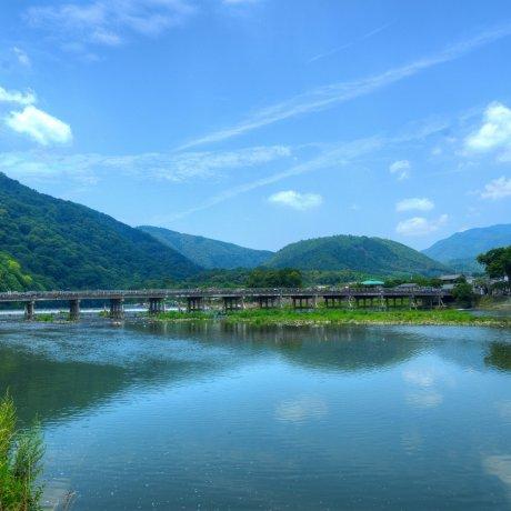 Cycling Kyoto's Arashiyama
