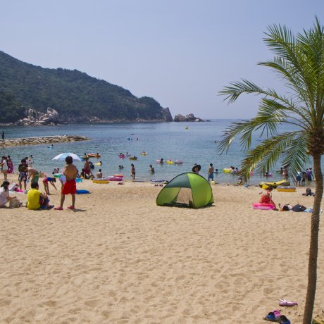 Fukuoka's Keya Beach
