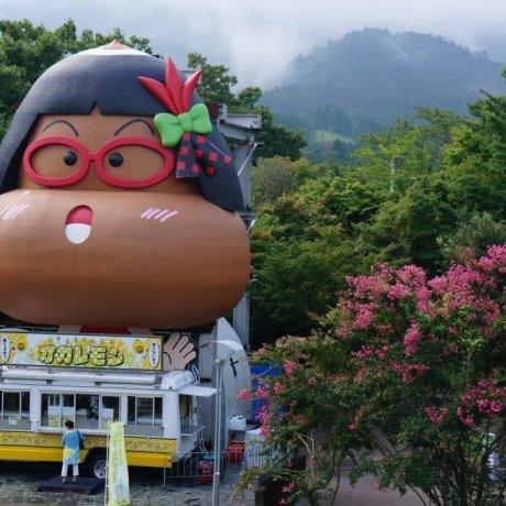 Japan's Superb Highway Rest Stops