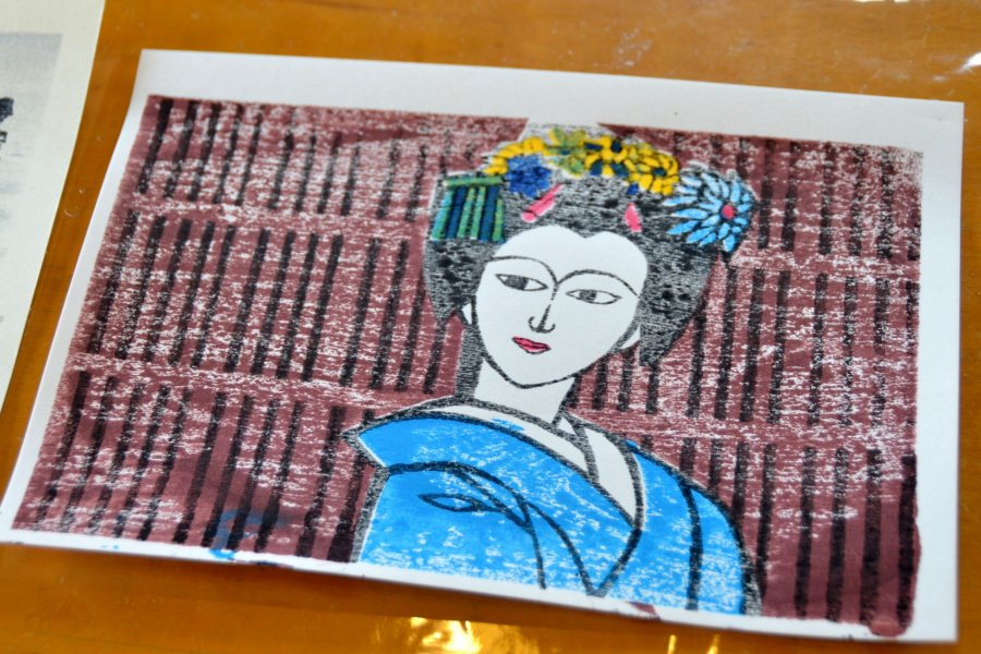 Hands-On Woodblock Printing