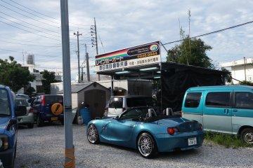 Rainbow Rental Cars, Okinawa