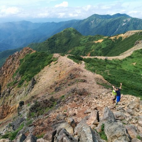 100 Famous Japanese Mountains