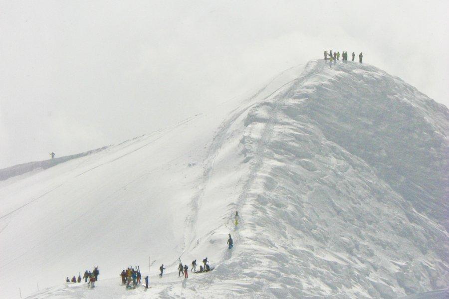 Backcountry Skiing in Niseko