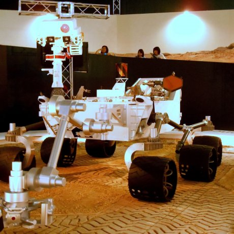 Space Expo 2014 at Makuhari Messe