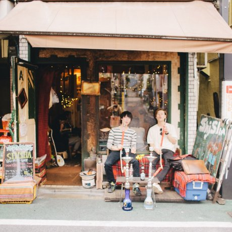 Foodies & Hipsters of Shimokitazawa
