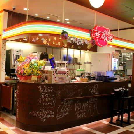 AKB48 Cafe and Shop Akihabara