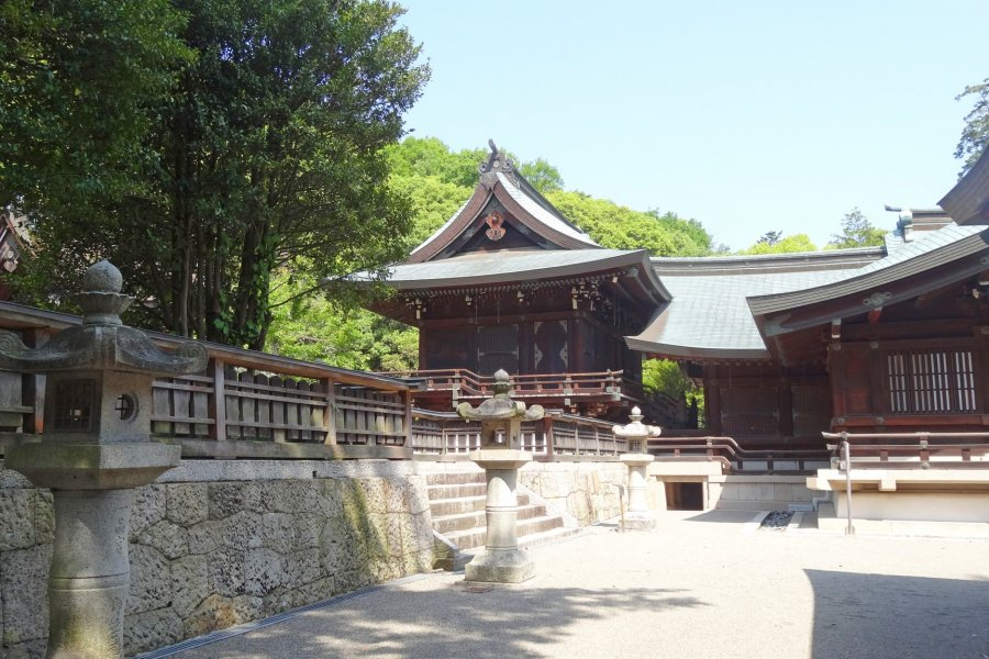 Kibitsuhiko Shrine