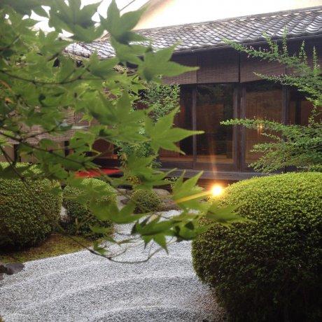 Kanga-an, Kyoto's Tipsy Temple?
