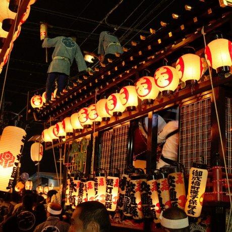 Kanuma Buttsuke Autumn Festival