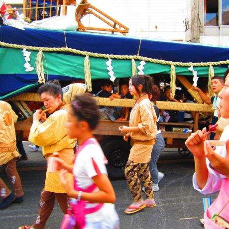 The Ishioka Festival, Ibaraki