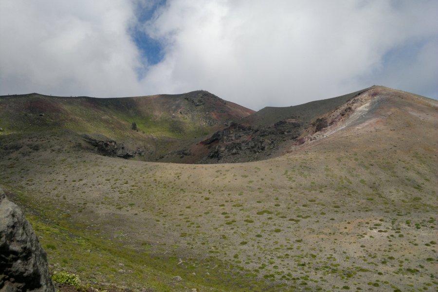 Hiking Mount Iwate