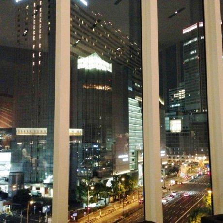 The Grand Cafe, Hilton Plaza Hall