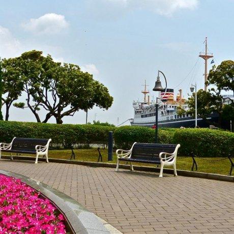 Yokohama's Yamashita Koen Park