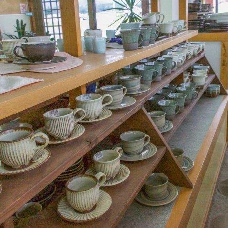Kasama Pottery
