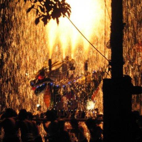 Tejikara Fire Festival