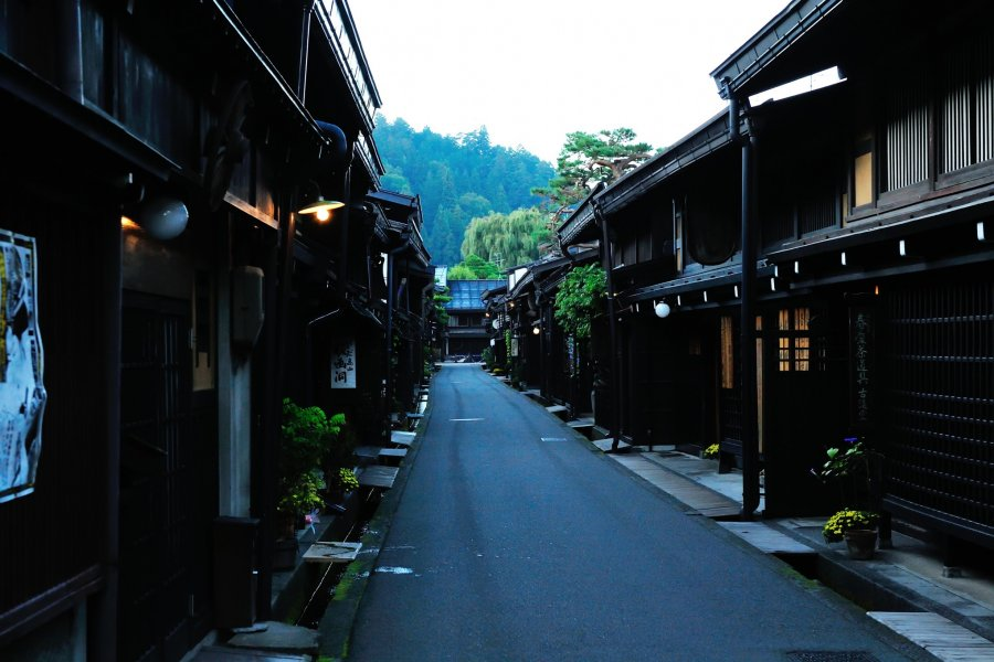 Ancient Streets of Takayama