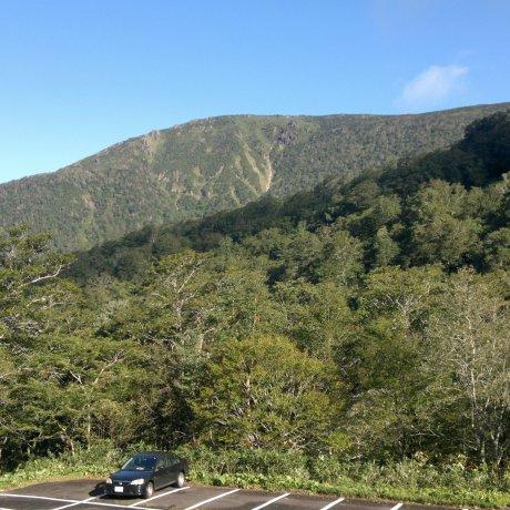 Climbing Mount Hayachine