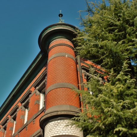 Akarenga Red Brick Folk Museum