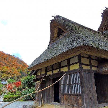 Osagoe Folk Village Museum in Fukui