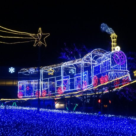 Holiday Illuminations at Hilltop