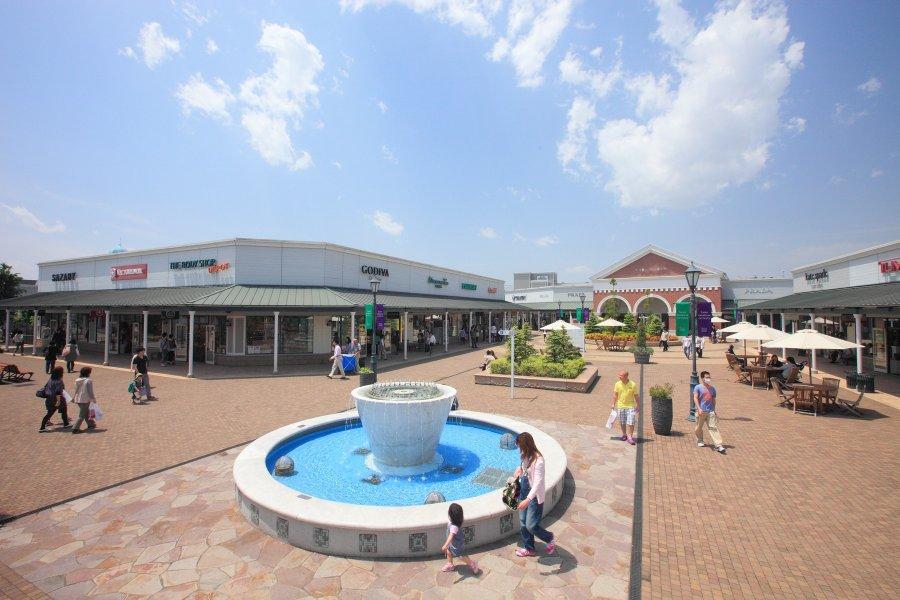 Sano Premium Outlets® – Shopper's Paradise in Japan