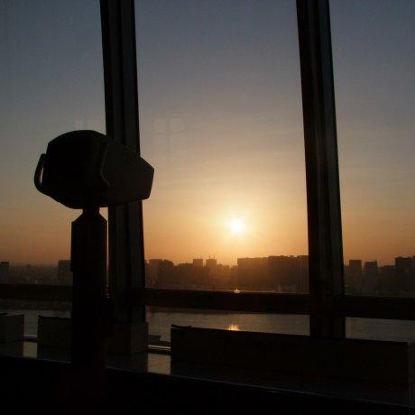 Fuji TV Building Observation Deck
