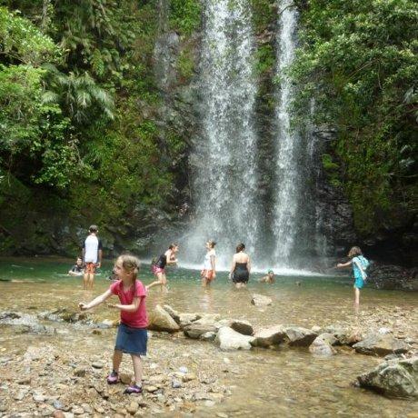 Tadake Falls