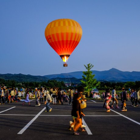 Summer Festivities in Niseko
