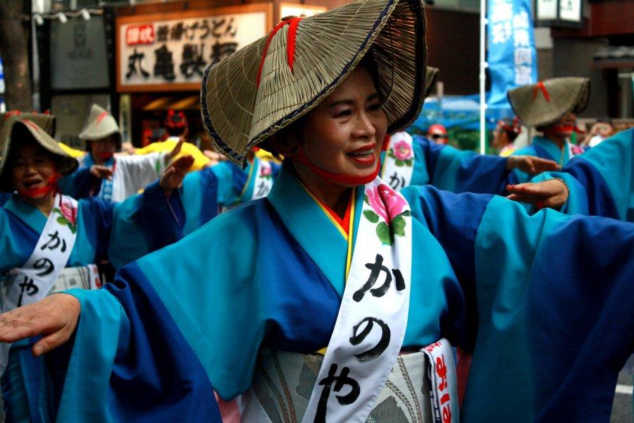 Kagoshima Ohara Festival in Shibuya
