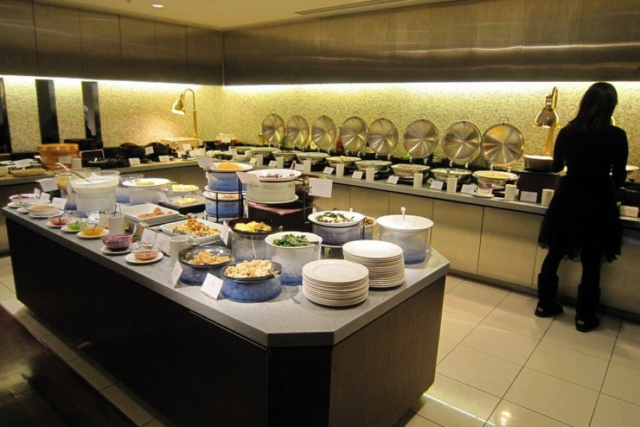 Kyoto Royal Hotel and Spa Buffet