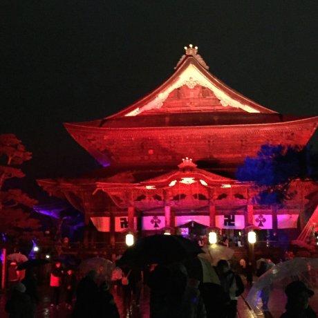 Nagano Lantern Festival
