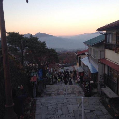 Unwind in Gunma's Ikaho Town